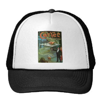 Carter The Mysterious ~  Vintage Magic Act Hats