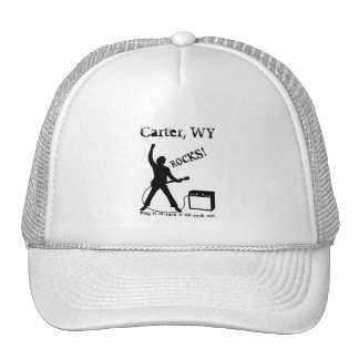 Carter, WY Mesh Hat