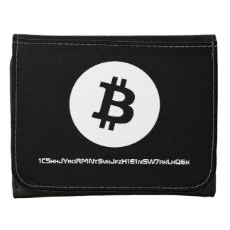 cartera adaptable del bitcoin