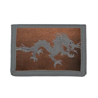 Cartera butanesa del dragón