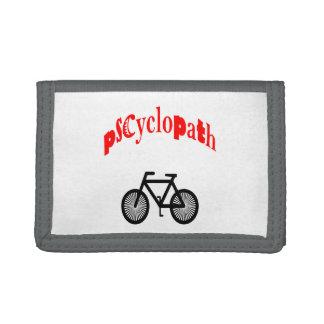 Cartera de ciclo de la fan de la bici