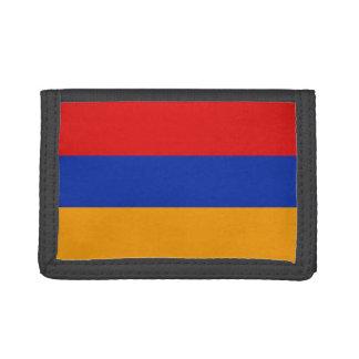 Cartera de la bandera de Armenia
