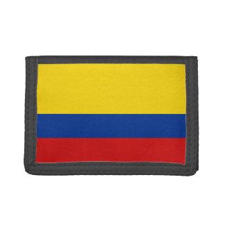 Cartera de la bandera de Colombia