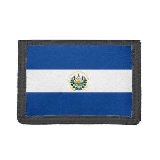 Cartera de la bandera de El Salvador