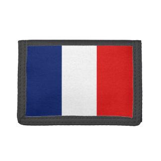 Cartera de la bandera de Francia