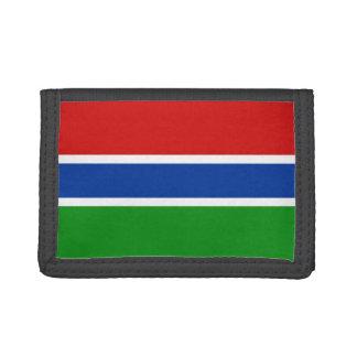 Cartera de la bandera de Gambia