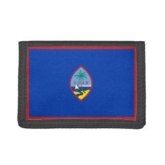 Cartera de la bandera de Guam