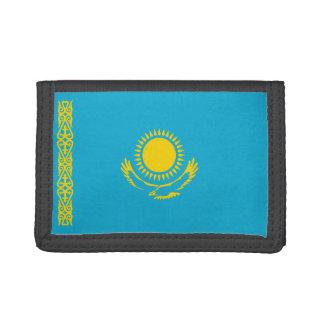 Cartera de la bandera de Kazajistán