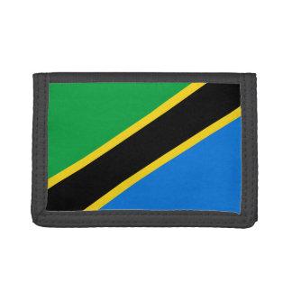 Cartera de la bandera de Tanzania