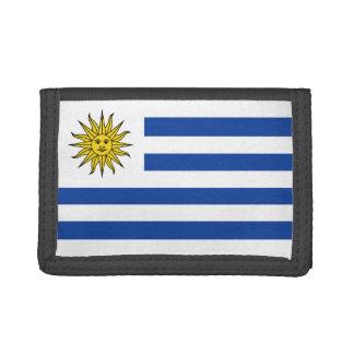 Cartera de la bandera de Uruguay