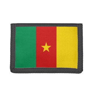 Cartera de la bandera del Camerún