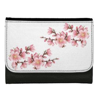 Cartera de la flor de cerezo