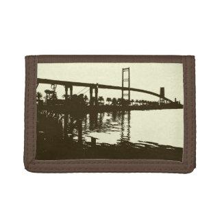 Cartera de San Pedro Brown del puente de Vincent T