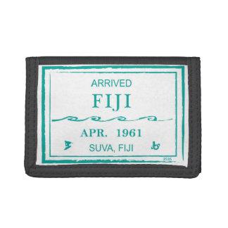 """Cartera del barril X """"Fiji llegada"""""""