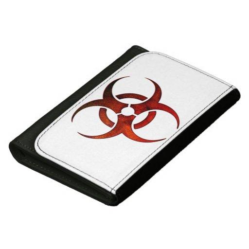 Cartera del Biohazard