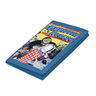 cartera del cómic