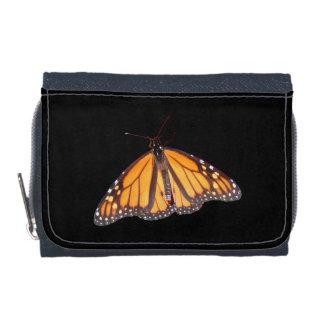 Cartera del ~ de la mariposa de monarca