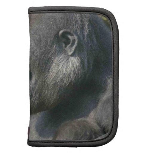 Cartera del gorila de montaña organizadores