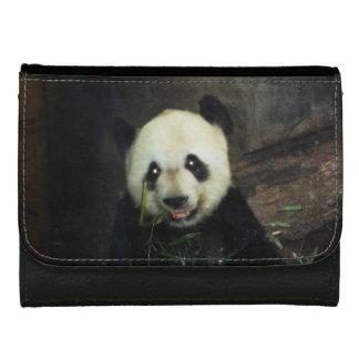 Cartera del oso de panda