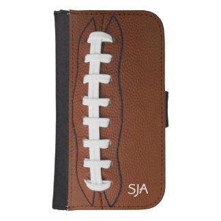 Cartera del teléfono del diseño del fútbol fundas billetera para teléfono