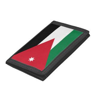 Cartera jordana de la bandera