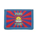 Cartera libre del nilón de Tíbet