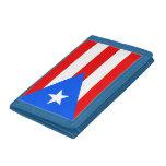 Cartera puertorriqueña de la bandera