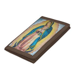 Cartera religiosa del icono
