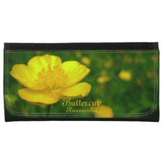 Carteras de la flor del Wildflower del amarillo de