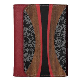 Carteras de madera hawaianas de la tabla hawaiana