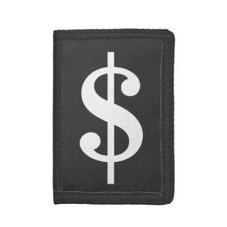 Carteras y monederos divertidos del dinero de la m