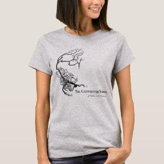 Carterhaugh School Logo Basic T-Shirt