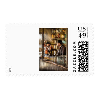 Cartero - el mensajero sellos