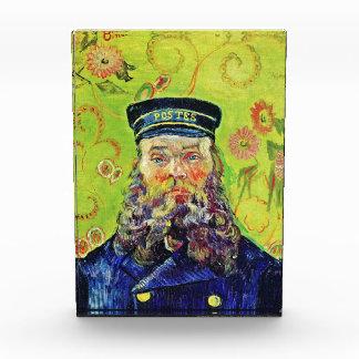 Cartero José Roulin Vincent van Gogh del retrato
