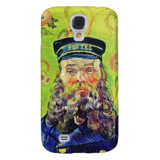 Cartero José Roulin Vincent van Gogh del retrato Funda Para Galaxy S4