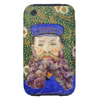 Cartero Roulin de Van Gogh iPhone 3 Tough Cobertura