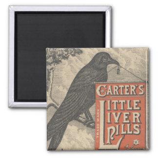 Carter's Little Liver Pills Ephemera Magnet
