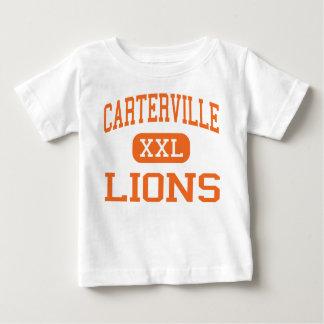 Carterville - leones - alto - Carterville Illinois T-shirt