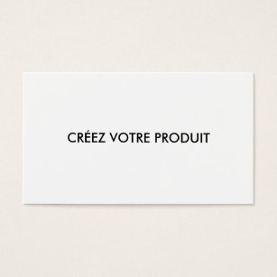 Carte De Visite Business Cards Templates Zazzle