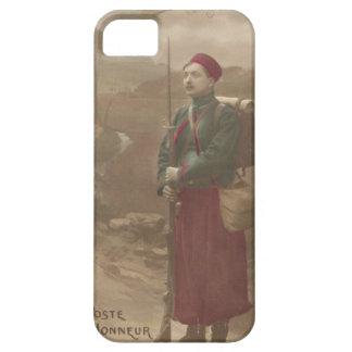 cartes postales premiere guerre mondiale iPhone SE/5/5s case