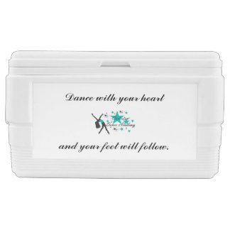 Cartesion 48 Quart Duo Deco Ice Chest