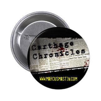 Carthage Chronicles Pin