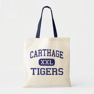Carthage - Tigers - Senior - Carthage Missouri Tote Bag