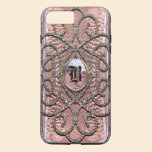 Carthmeade Helen Personalized  Elegant Monogram iPhone 7 Plus Case