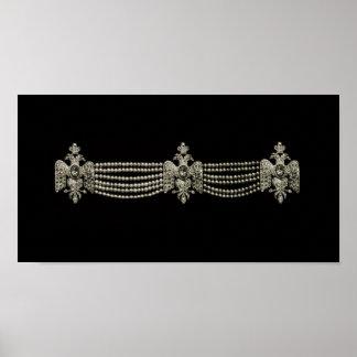 Cartierr Bracelet~ Print / Poster