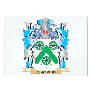 Cartman Coat of Arms - Family Crest Announcement