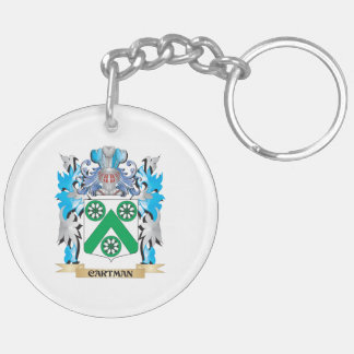 Cartman Coat of Arms - Family Crest Key Chains