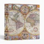 """Cartografía antigua del mapa de Viejo Mundo del Carpeta 1"""""""