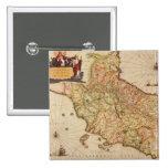 Cartografía del renacimiento pin