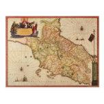 Cartografía del renacimiento postales